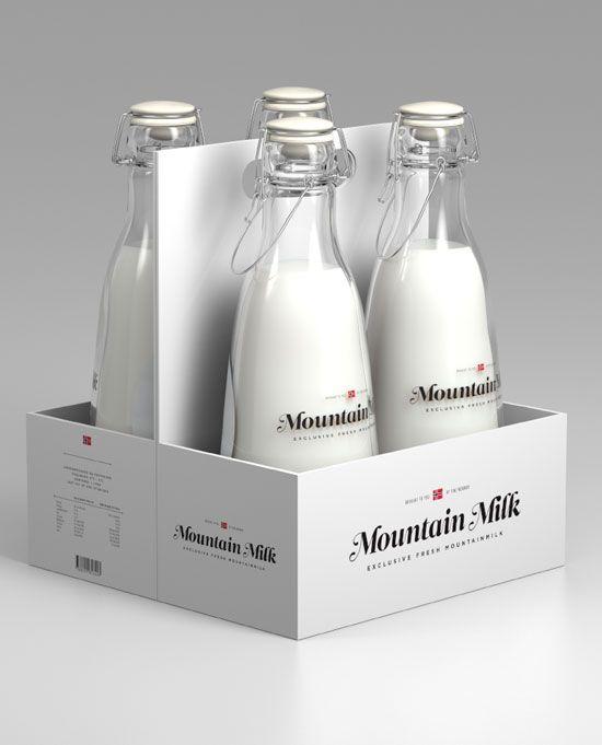 Tine - Mountain Milk