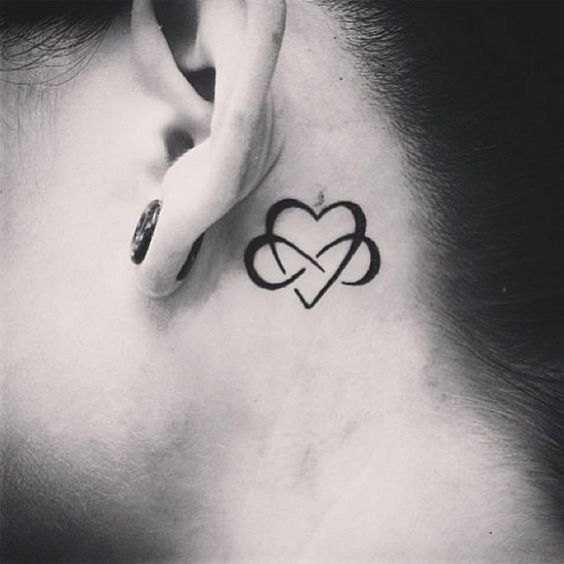 Love forever tattoo