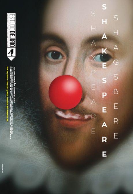 Shaxpeare-Shakespeare-Shagsbere by Marcos Minini - Brazil