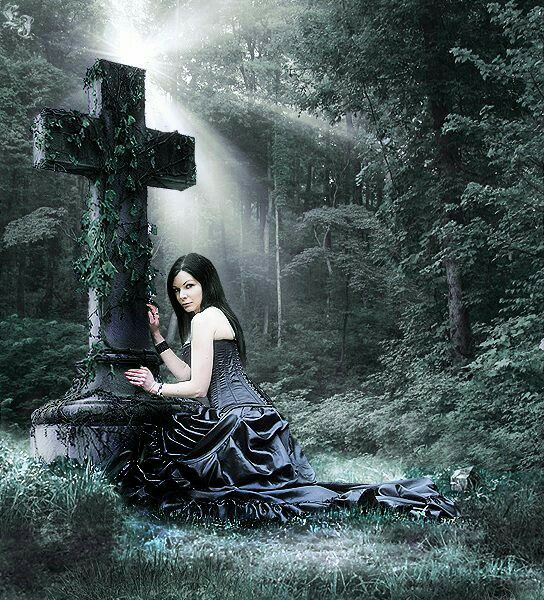Gothic Digital Art on Pinterest