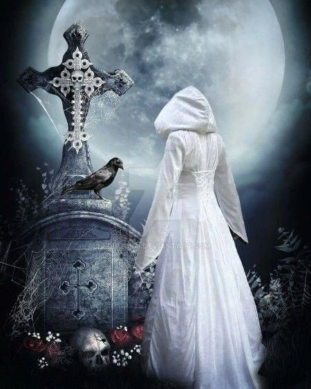My love - Gothic digital art on Pinterest