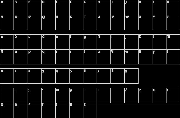 Bolina free font by ClaudeP