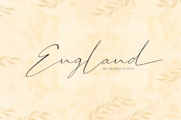England by Aqeela Studio