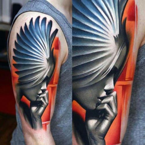 Best Arm Tattoo Design For Men